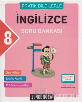 2018 8. Sınıf İngilizce Soru Bankası (Pratik Bilgilerle)