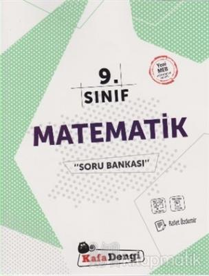 2018 9. Sınıf Matematik Soru Bankası