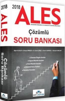 2018 ALES Çözümlü Soru Bankası