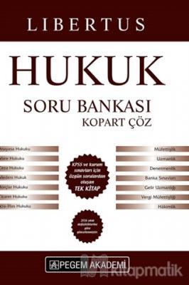 2018 KPSS A Grubu Libertus Hukuk Çek Kopart Soru Bankası