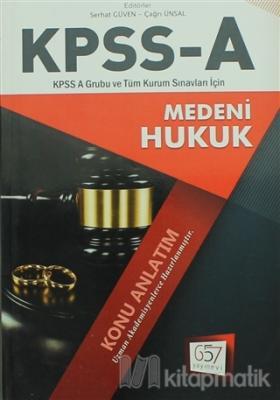 2018 KPSS A Grubu Medeni Hukuk Konu Anlatım