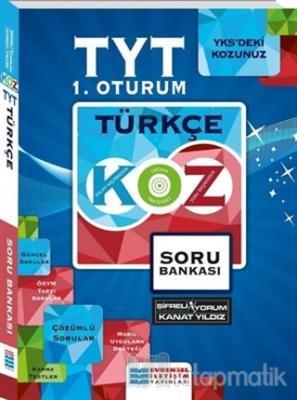 2018 TYT 1. Oturum Türkçe Kolaydan Zora Soru Bankası Kolektif