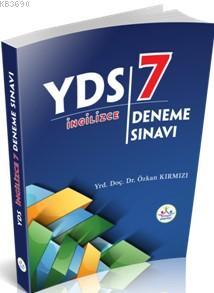 2018 YDS 7 Deneme Sınavı-İngilizce