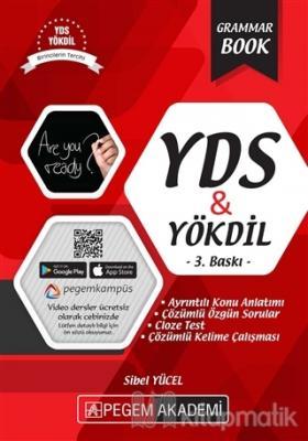 2018 YDS & YÖKDİL Grammar Book Sibel Yücel