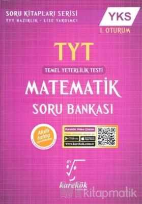 2018 YKS 1. Oturum TYT Matematik Soru Bankası Kolektif