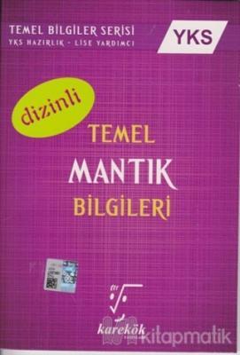 2018 YKS Temel Mantık Bilgileri Dizinli Ahmet Sezgin