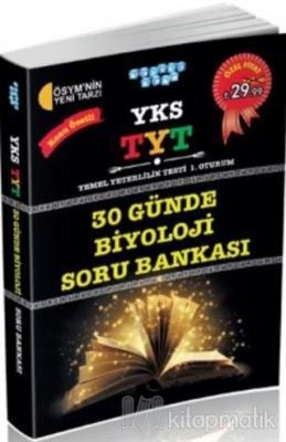 2018 YKS TYT 30 Günde Biyoloji Soru Bankası