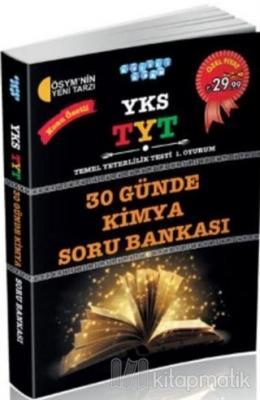 2018 YKS TYT 30 Günde Kimya Soru Bankası