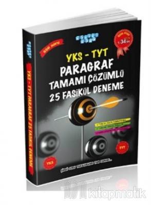 2018 YKS TYT Paragraf Tamamı Çözümlü 25 Fasikül Deneme