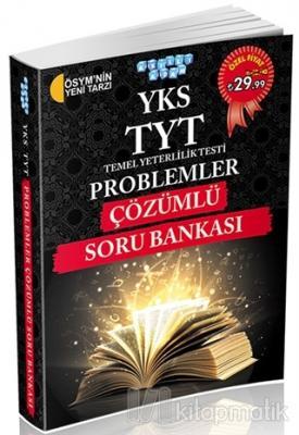 YKS TYT Problemler Tamamı Çözümlü Soru Bankası Kolektif