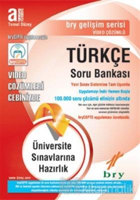 2019 A Serisi Türkçe Soru Bankası Temel Düzey