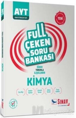 2019 AYT Kimya Full Çeken Soru Bankası Kolektif