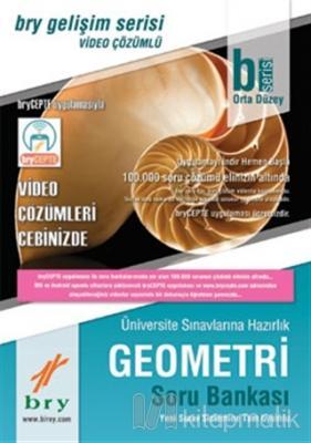 2019 B Serisi Geometri Soru Bankası Orta Düzey