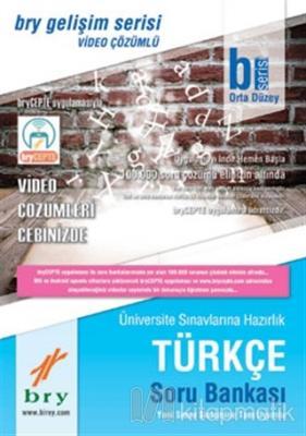 2019 B Serisi Türkçe Soru Bankası Orta Düzey