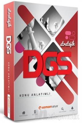 2019 DGS Stratejik Konu Anlatımlı Kollektif