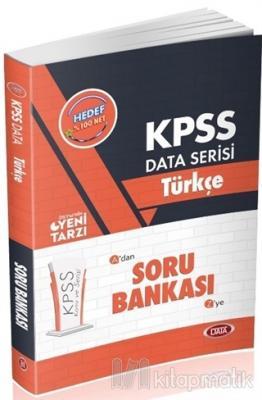 2019 KPSS Data Serisi Türkçe Soru Bankası