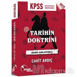 2019 KPSS Tarihin Doktrini Konu Anlatımlı