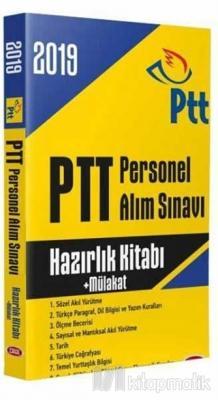 2019 PTT Personel Alım Sınavı Hazırlık Kitabı + Mülakat