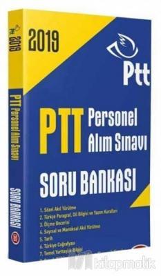 2019 PTT Personel Alım Sınavı Soru Bankası