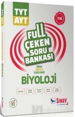 2019 TYT AYT Biyoloji Full Çeken Soru Bankası Kolektif