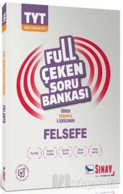 2019 TYT Felsefe Full Çeken Soru Bankası Kolektif