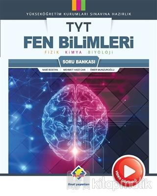 2019 TYT Fen Bilimleri Soru Bankası (Video Çözümlü)