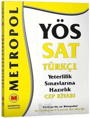 YÖS SAT Türkçe Cep Kitabı