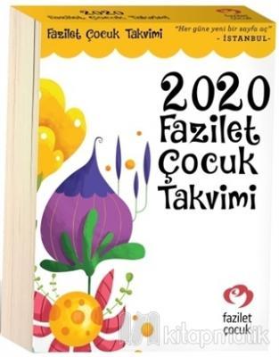 2020 Fazilet Çocuk Takvimi Kolektif