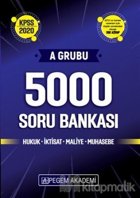 2020 KPSS A Grubu 5000 Soru Bankası