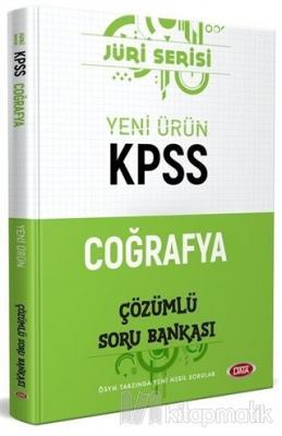 2020 KPSS Coğrafya Çözümlü Soru Bankası (Jüri Serisi)