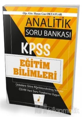 2020 KPSS Eğitim Bilimleri Analitik Soru Bankası