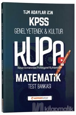 2020 KPSS Kupa Konu Konu Test Bankası Matematik
