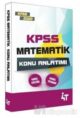 2020 KPSS Matematik Konu Anlatımı