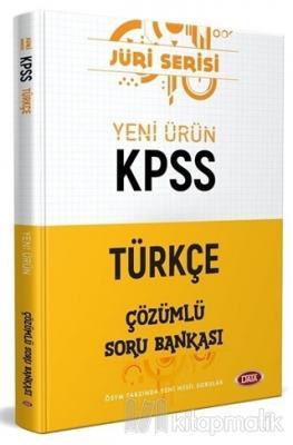 2020 KPSS Türkçe Çözümlü Soru Bankası (Jüri Serisi)