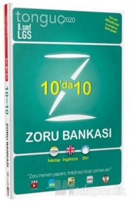 2020 LGS 8. Sınıf 10'da 10 Zoru Bankası
