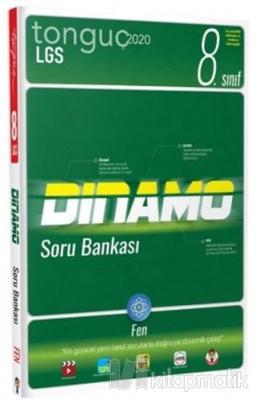 2020 LGS 8. Sınıf Fen Dinamo Soru Bankası Kolektif