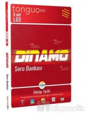 2020 LGS 8. Sınıf İnkılap Tarihi Dinamo Soru Bankası