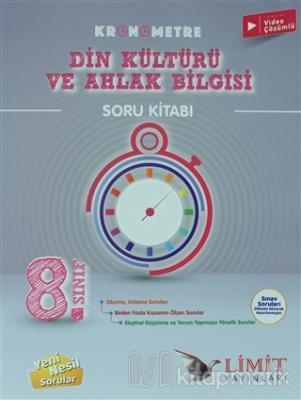 2021 8. Sınıf Kronometre Din Kültürü ve Ahlak Bilgisi Soru Kitabı Kole