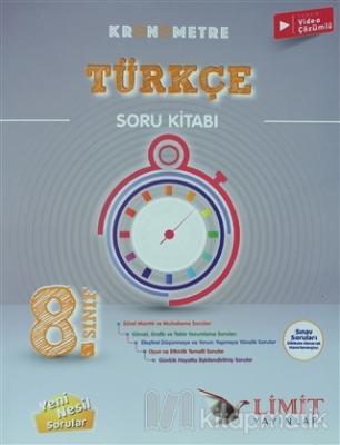 2021 8. Sınıf Türkçe Soru Kitabı Kolektif