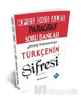 2021 KPSS Türkçenin Şifresi Paragraf Soru Bankası Fırat Osman Baykal