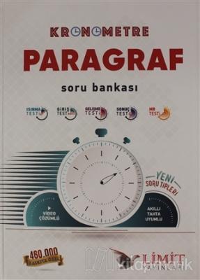 2021 Kronometre Paragraf Soru Bankası Kolektif