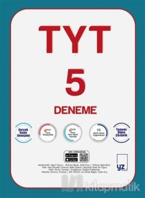 2021 TYT 5 Deneme Sınavı Kolektif