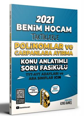 2021 TYT AYT İçin Taktiklerle Polinomlar ve Çarpanlara Ayırma Konu Anl