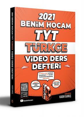 2021 TYT Türkçe Video Ders Defteri Kadir Gümüş