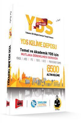 YDS Altın Seri Kelime Deposu 6500 Altın Kelime