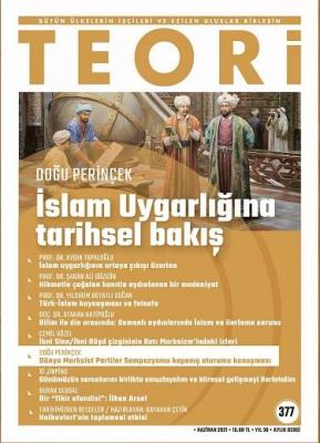 Teori Dergisi - Sayı 377 (Haziran 2021)