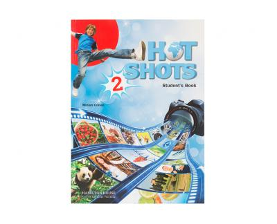 Hot Shots 2 Student's Book- Workbook
