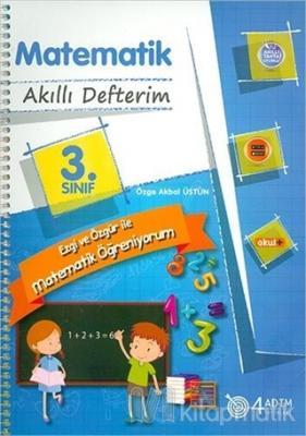 3. Sınıf Matematik Akıllı Defterim