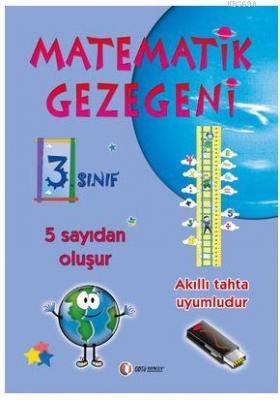 3. Sınıf Matematik Gezegeni (5 Kitap)