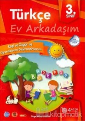3. Sınıf Türkçe Ev Arkadaşım